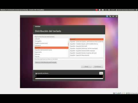 Tutorial de como instalar Ubuntu 11.10 Oneiric Ocelot: Particionado del disco duro