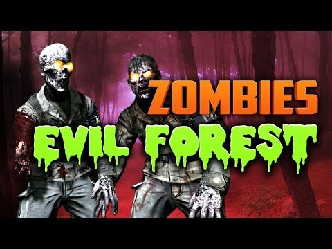 Call of Duty: Zombies | Forest | Dumb and Dumber
