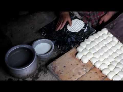 Kashmiri Bread - Esoofi Kader videos 160