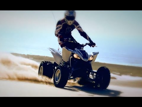 2012 Yamaha YFZ450 ATV Review