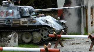 Armortek Panther at Ardwell 1:6 Scale.