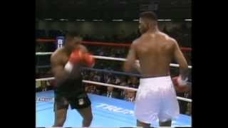 Mike Tyson vs Tyrell Biggs Highlights