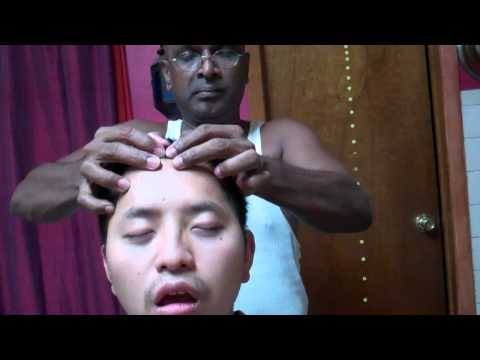 World's Best Professional Head Massage