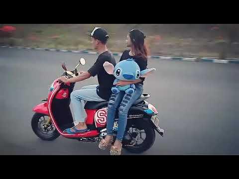 Vidio Pendek Status WA !!! Hond Scoopy Di Tikung Yamaha Alfa. Sadisss Lurr»