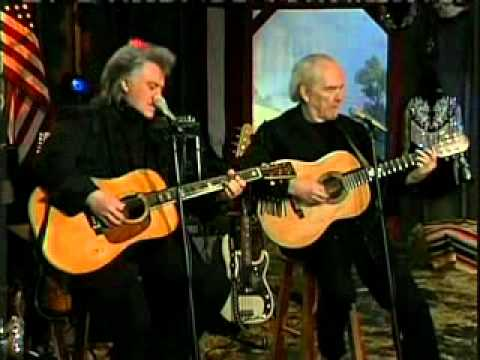 The Marty Stuart Show with Merle Haggard - TB Blues