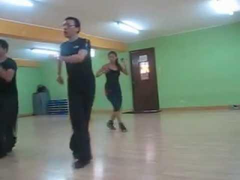 EL CACHONDEO  Sonora Carrusel   Baile Coreografico DANCEMIX   ICADED