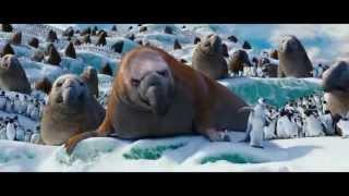 Happy Feet 2 - Under Pressure (CZECH with lyrics) - Pod tlakem
