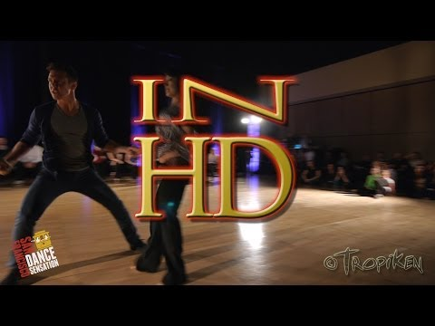 Benji Schwimmer & Malia San Nicolas - 2013 SF Dance Sensation - Champions Invitational J&J HD