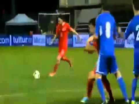 Andorra vs Turkey 0-2 Selcuk Inan Goal 22-03-2013