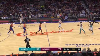 3rd Quarter, One Box Video: Cleveland Cavaliers vs. Charlotte Hornets