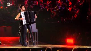 Ksenija Sidorova: Night of the Proms 2014 I Libertango & Crazy (1080p, HD)