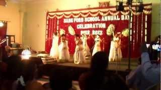 Nithiyashri Dance Performance