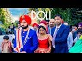 Doli + Ribbon Cutting   Manreet Weds Sumeet | Punjabi Sikh Wedding Calgary
