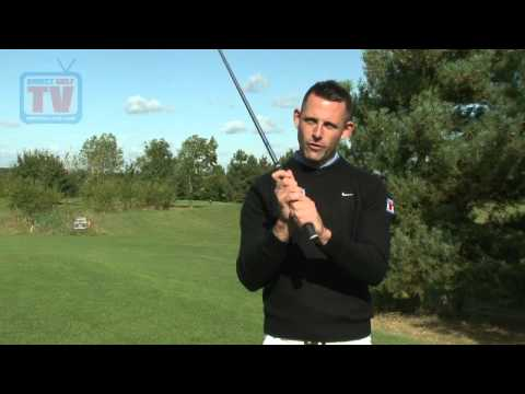 DGTV - Golf Grip Training Aid Image 1