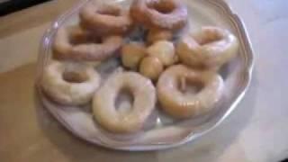 Cooking | Como Hacer Rosquillas Glaseadas Glazed Donuts | Como Hacer Rosquillas Glaseadas Glazed Donuts