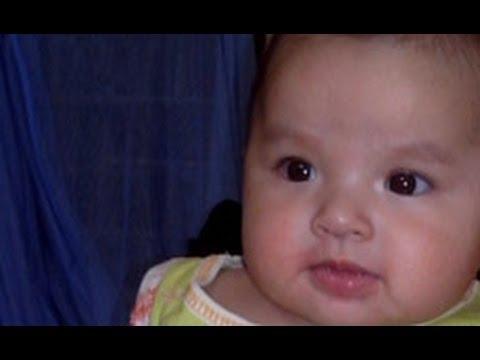 Cháu bé hơn 3 tháng tuổi bị bắt vào tù