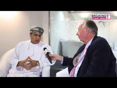 Abdul Aziz Saud Al Raisi, chief executive, Oman Air