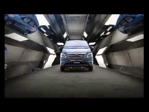 All New Toyota Innova New Model TVC 2013 - Toyota India
