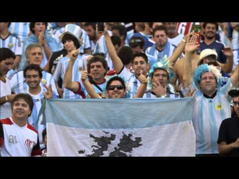 PHOTOS crazy fans ahead of Germany and Argentina World Cup 2014 Final Game