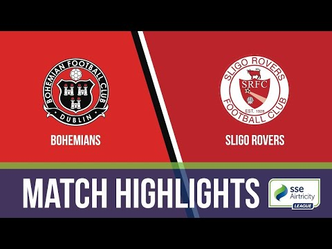HIGHLIGHTS: Bohemians 0-3 Sligo Rovers