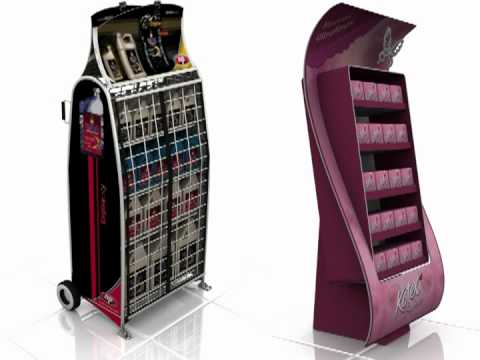 Retail Design & Concepts POP Displays
