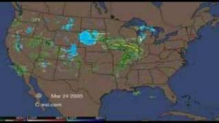 High Speed Weather -- Weather Radar of US