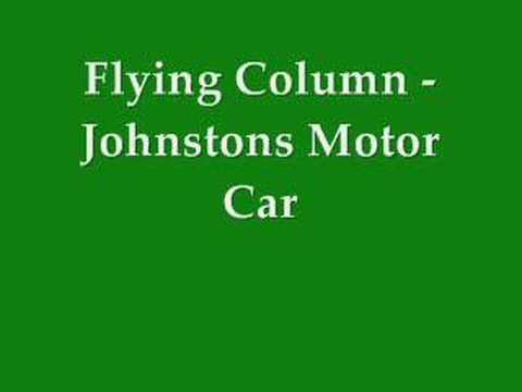 Flying Column – Johnstons Motor Car
