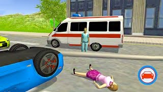 Emergency Ambulance - Ambulance Driving Simulator - Android Gameplay HD