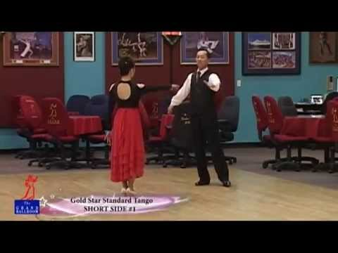 Gold Star Tango Ballroom Dance Lesson