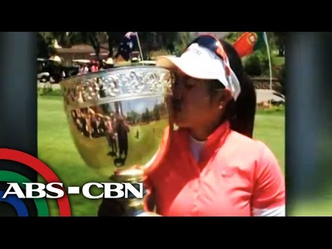Pinay teen golfer making waves in US
