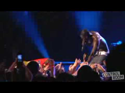 Akon Mama Africa Live In Montral 24 09 07