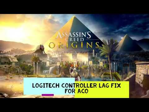 [FIX] Logitech controller lag fix for assassin creed origin