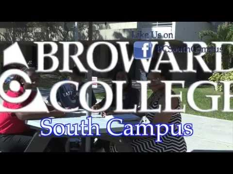 Broward College South Campus Information - 06/19/2014