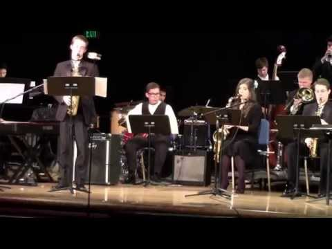 Nicholas Bever Georgia on My Mind Hockinson High School Jazz Band