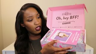 BEST BEAUTY SUBSCRIPTION EVER!!! - Beautycon BFF Fall 2015