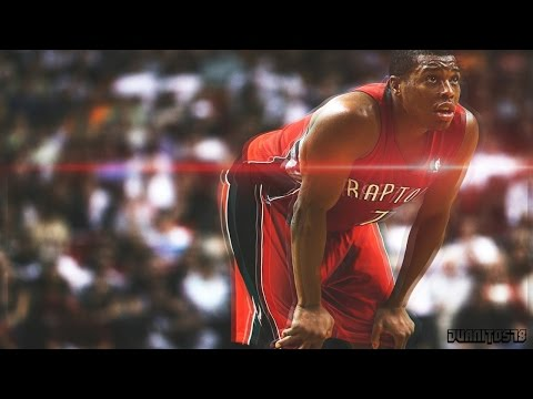 Kyle Lowry ▷ Can't Let It Go • Mix • 2016ᴴᴰ