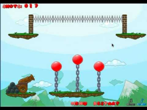 Flash Game :: Kabloonz (Puzzle, Physics, Casual)