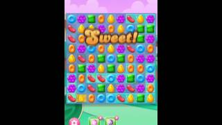 candy crush jelly saga bölüm 21