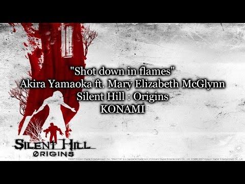 Akira Yamaoka - Shot Down In Flames (feat. Mary Elizabeth McGlynn)