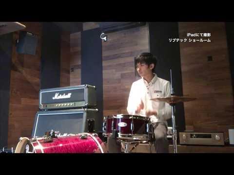 リブテック ショールーム ドラム編(鉄製+木製ドア仕様)