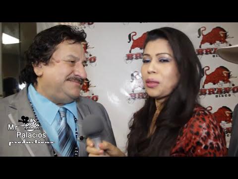 Los Caminantes- Agustin Ramirez- Entrevista Para Proyectandotalentos Houston- En el BRAVO