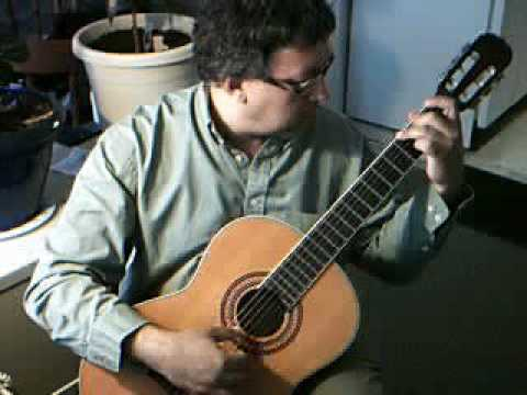 romanza - f. Molino - Performed by the gypsy duende