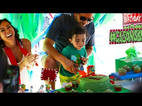 HAPPY BIRTHDAY!!! Ninja Turtles Theme Party