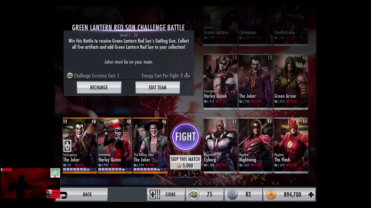 Red Son Green Lantern Challenge Ios Red Son Green Lantern