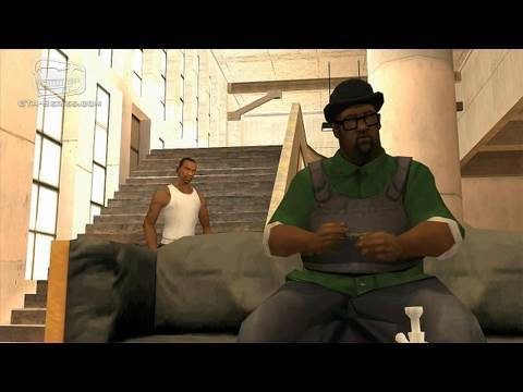 GTA San Andreas - Ending / Final Mission - End Of The Line (HD) Music Videos