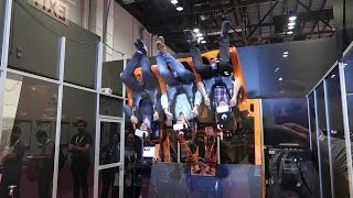 New Theme Park & Roller Coaster Tech | IAAPA Attractions Expo 2016!!!