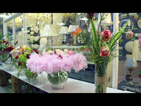 промо Мастер-класс голландских флористов в Театре цветов Марины Петровой