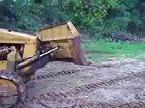 Allis chalmers hd 4 dozer crawler for sale youtube Video hd4
