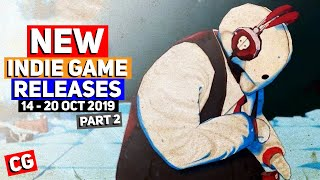 NEW Indie Game Releases: 14 - 20 Oct 2019 – Part 2 (Upcoming Indie Games)