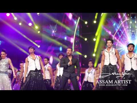 Salman Khan Aiba Awards Performance Dubai HQ Part 2